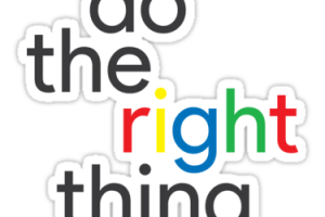 Do the right thing clipart » Clipart Portal.