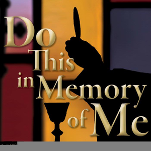 Do This In Remembrance Of Me Clipart.