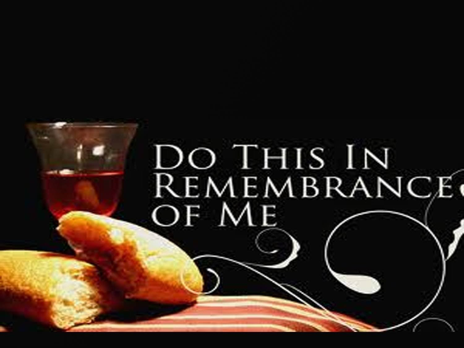 Do this in remembrance of me clipart 3 » Clipart Portal.
