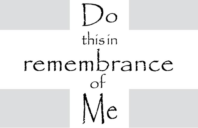 Do This In Remembrance Of Me Clipart (98+ images in Collection) Page 2.