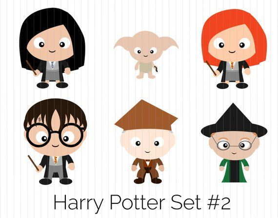 Harry Potter Clipart.