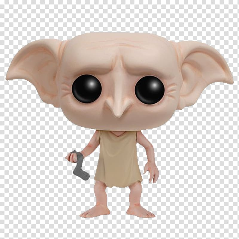 Dobby the House Elf Lord Voldemort Funko Action & Toy Figures Luna.