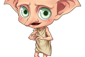 Dobby clipart » Clipart Station.