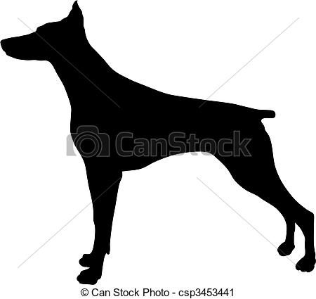 Doberman Illustrations and Clip Art. 1,289 Doberman royalty free.