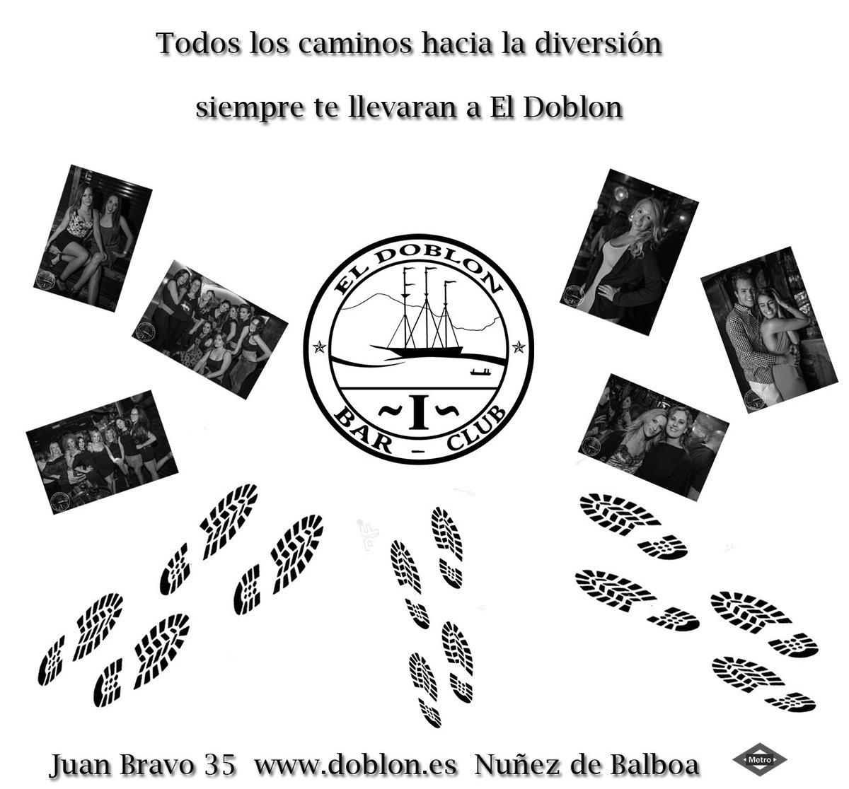 El Doblón (@ElDoblonmadrid).