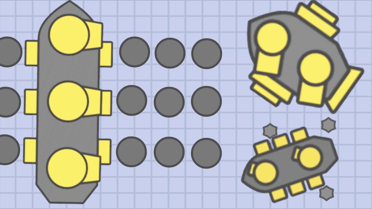 NEW BOSS TANK COSTUM SKIN Doblons.io Epic Gameplay! (Game Like.
