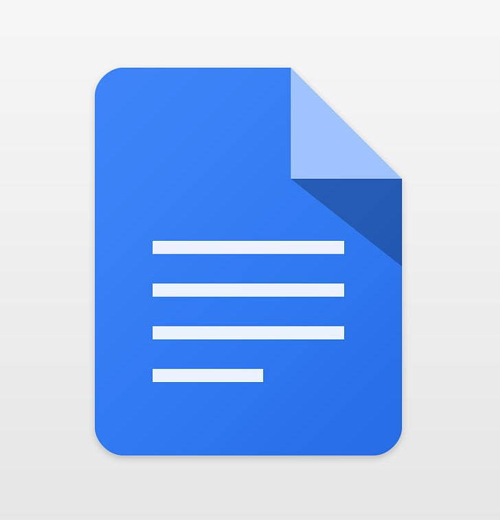 Google Docs PNG, Clipart, Angle, Blue, Brand, Computer Icons.
