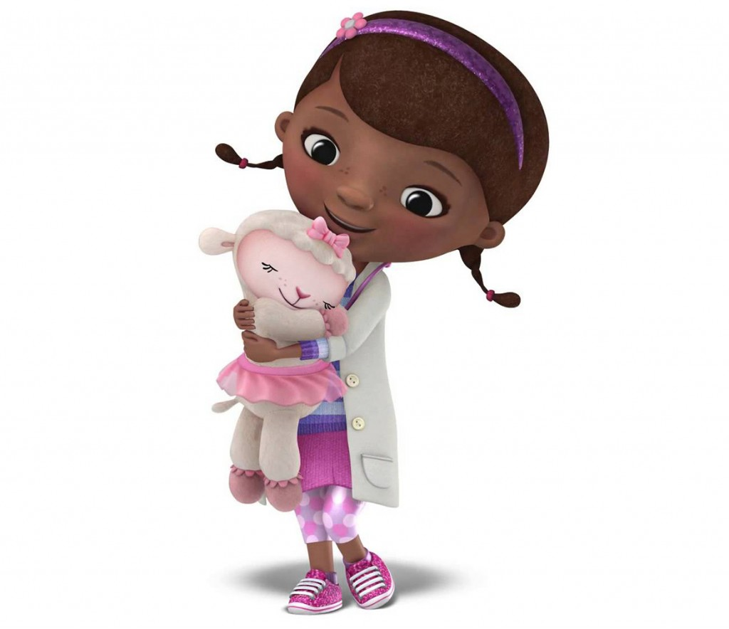 Doc Mcstuffins Character Clipart Clipground