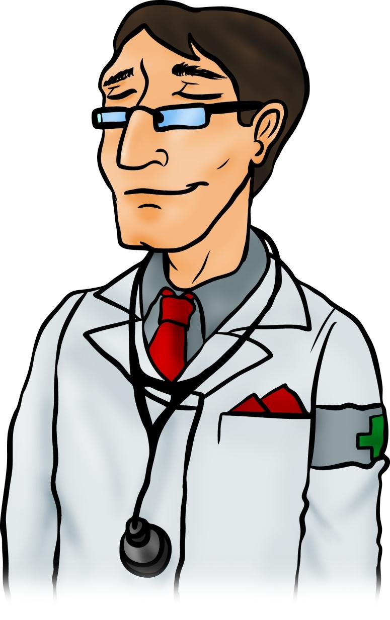 Baby Doctor Clipart.