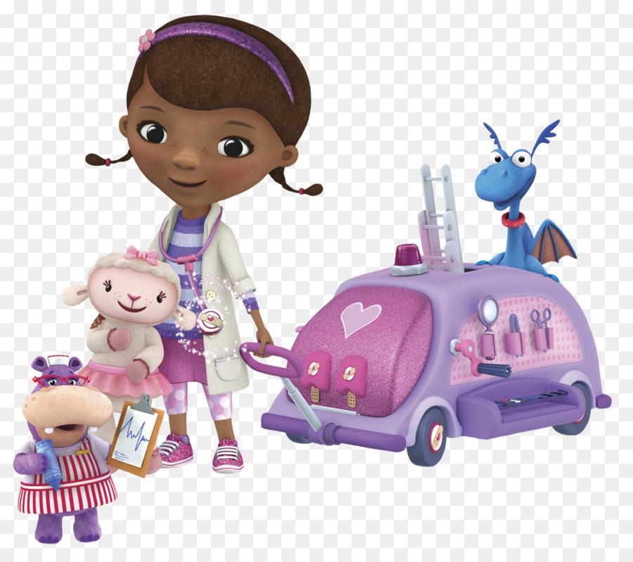 Doc McStuffins Television show Child Toy The Doc Mobile.