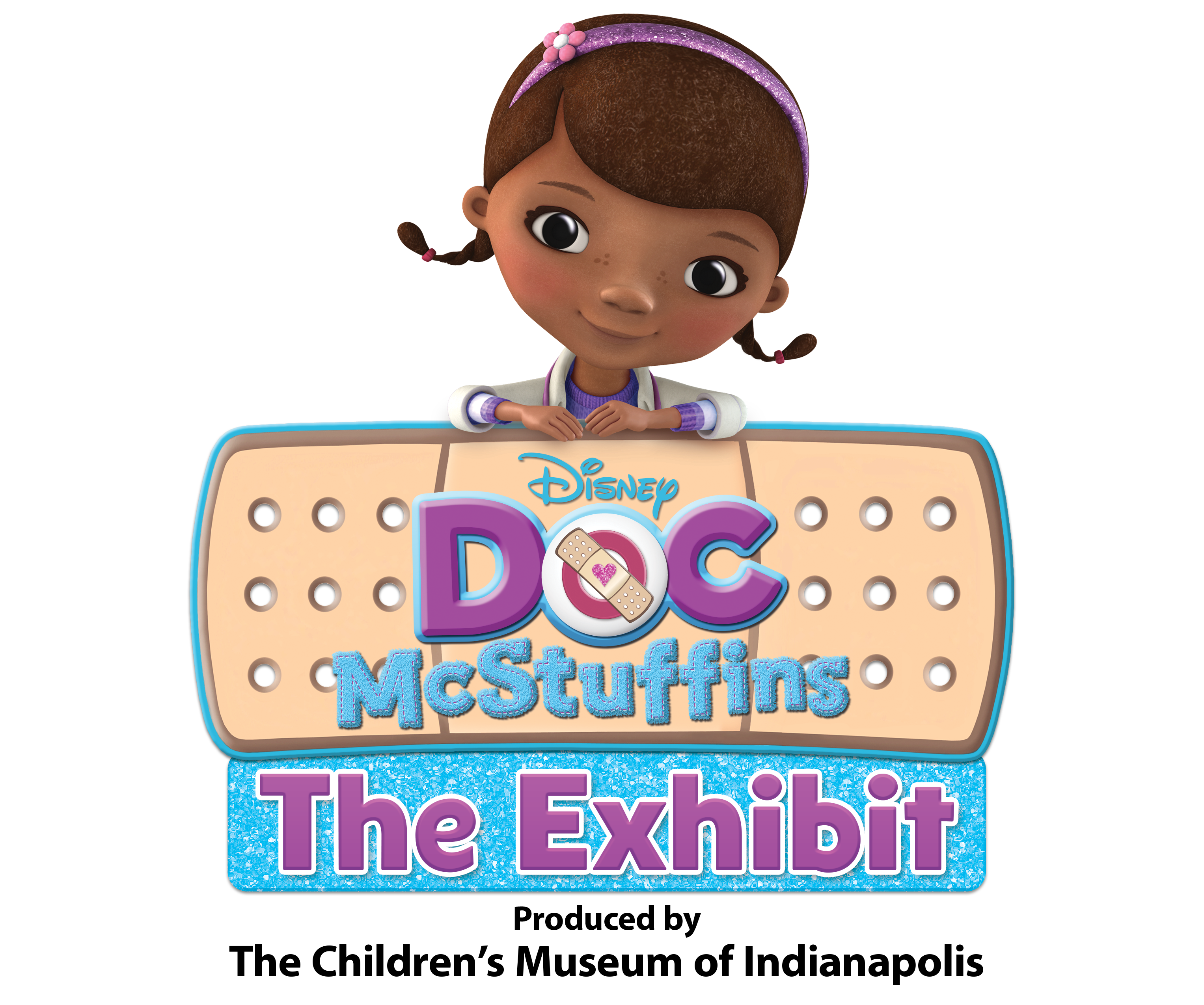 Doc McStuffins: The Exhibit.