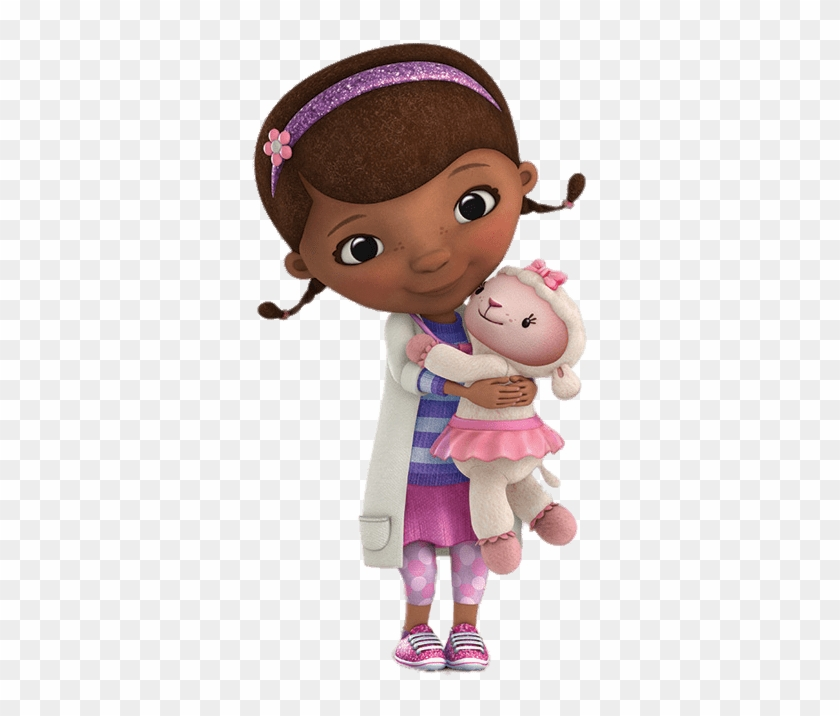 Doc Mcstuffins And Lambie.