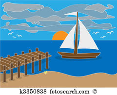 Dock clipart - Clipground