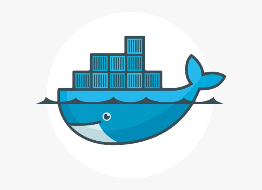 Docker Logo Transparent.