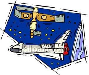 Clip Art Tablet Docking Station.