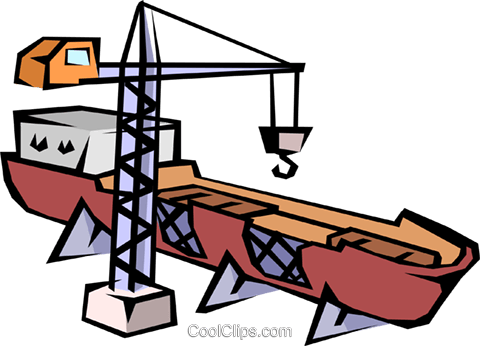 Ship dock clipart.