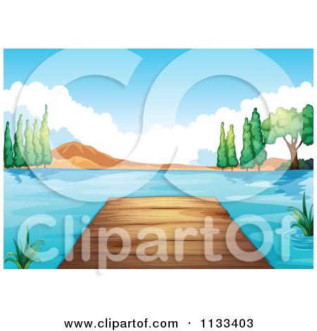Dock Clipart.