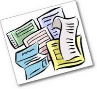 Documents Clipart.