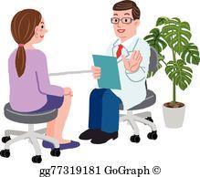Doctor Patient Clip Art.