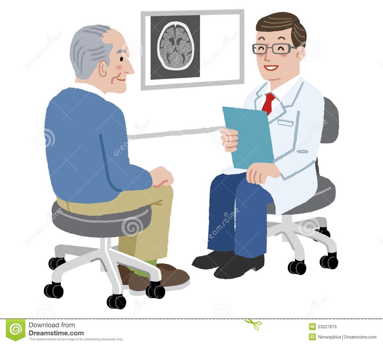 Doctor patient communication clipart 10 » Clipart Station.