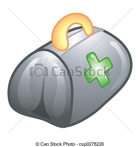 Doctors bag Stock Illustration Images. 3,418 Doctors bag.