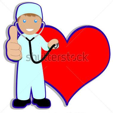 Cardiologist Clip Art.