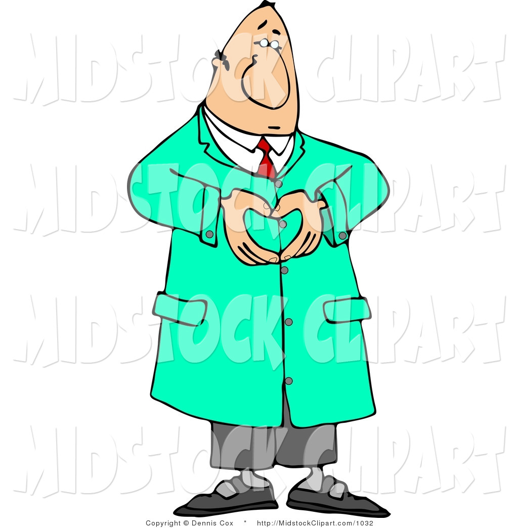 Doctor House Medical Clipart.