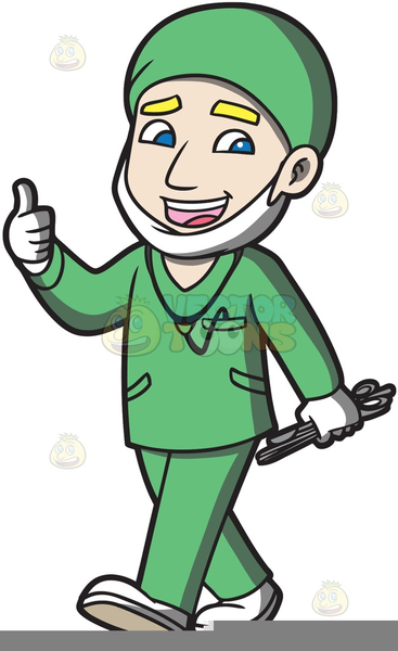 Clipart Doctor Cartoon.