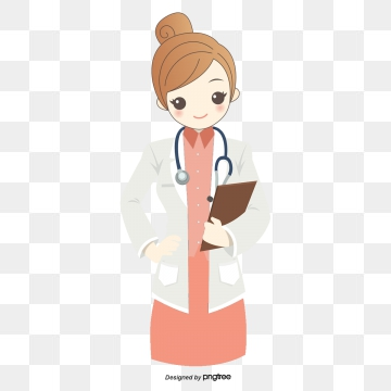 Cartoon Doctor PNG Images.