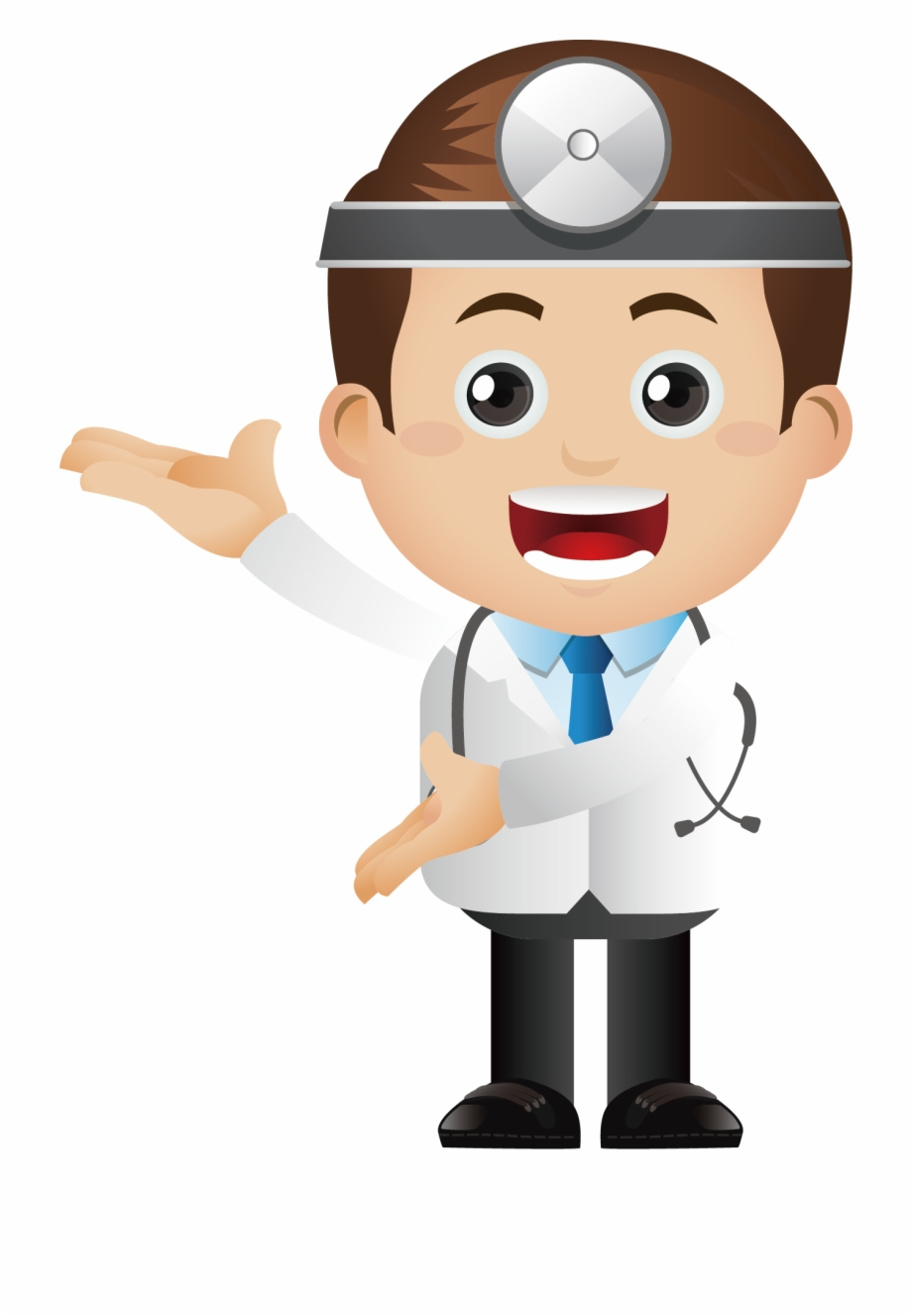 Cartoon Doctor.