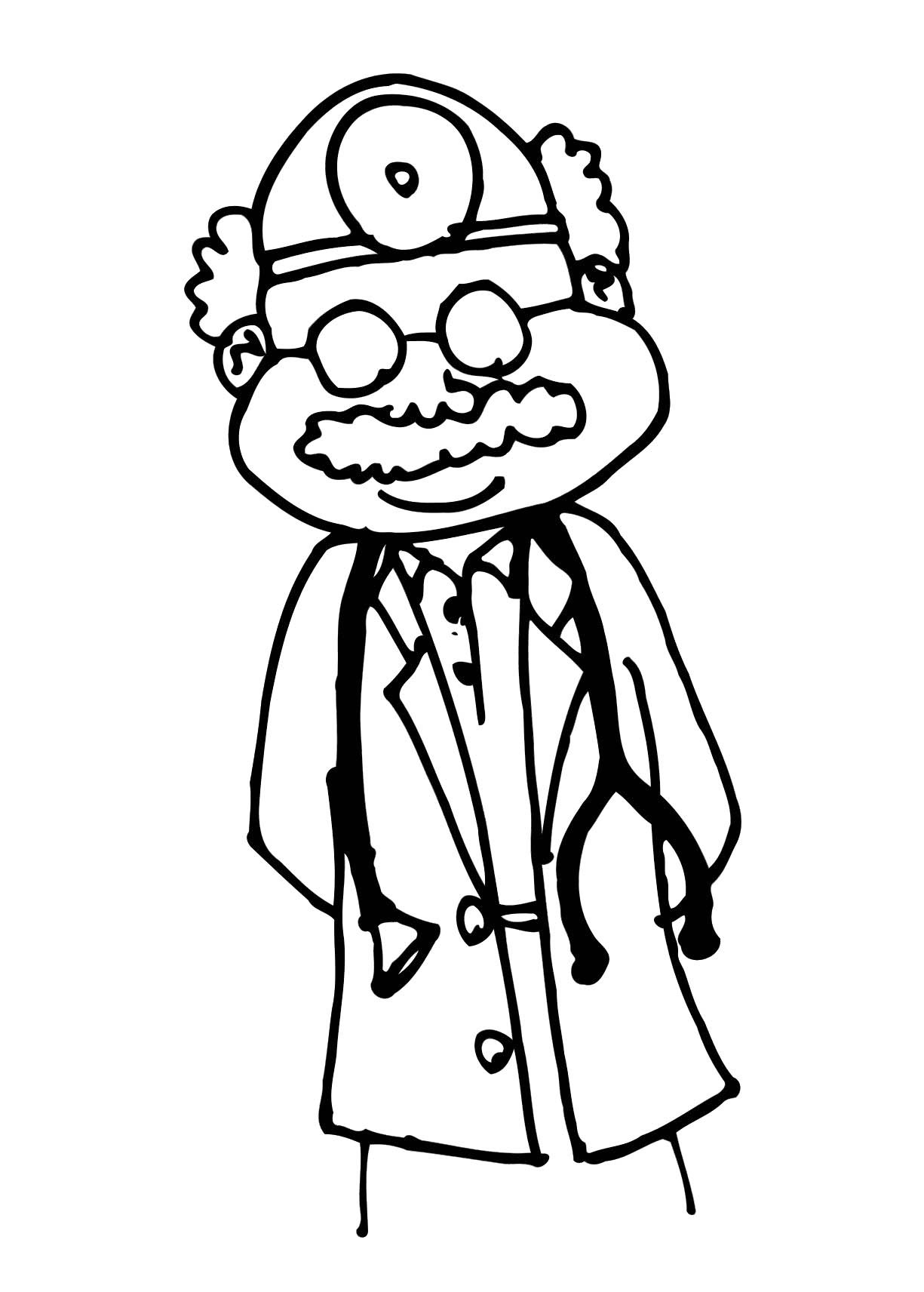 Doctor Clipart For Kids.