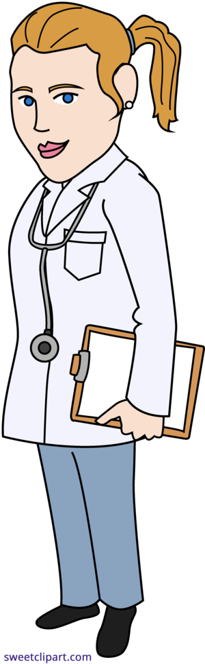 Doctor Clipart PNG Transparent.