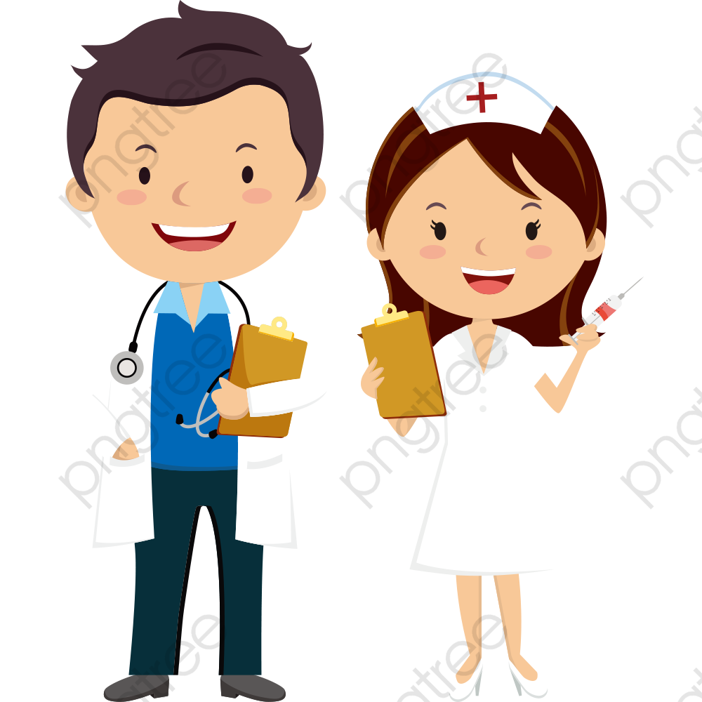 Doctors, Cartoon Characters, Character PNG Transparent Image and.