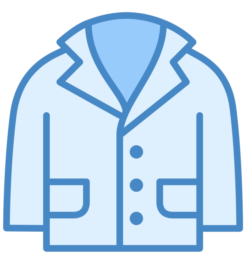 Coat Vector Freeuse Stock Doctor Clipart Transparent X Png.