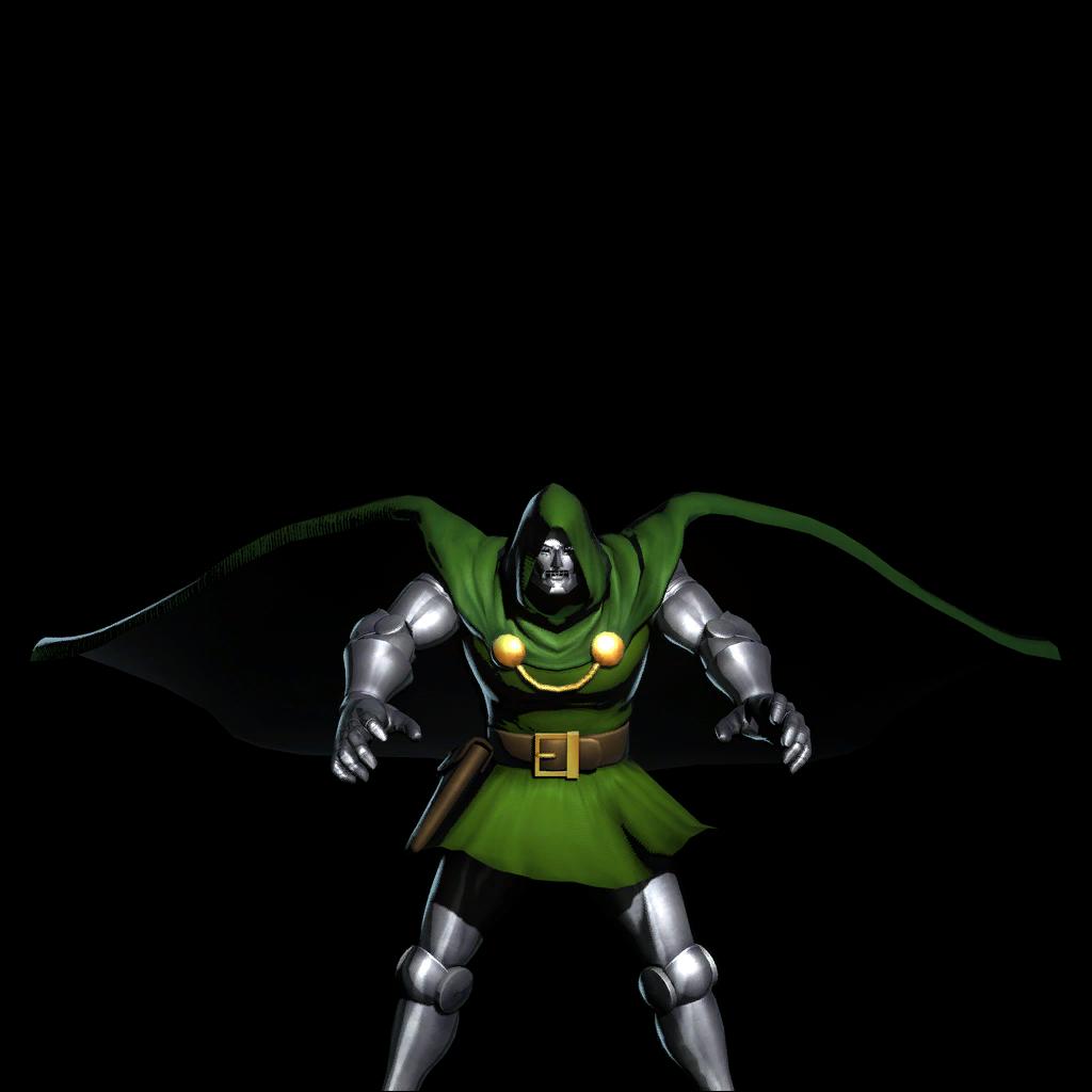 Dr. Doom (Marvel Vs. Capcom).