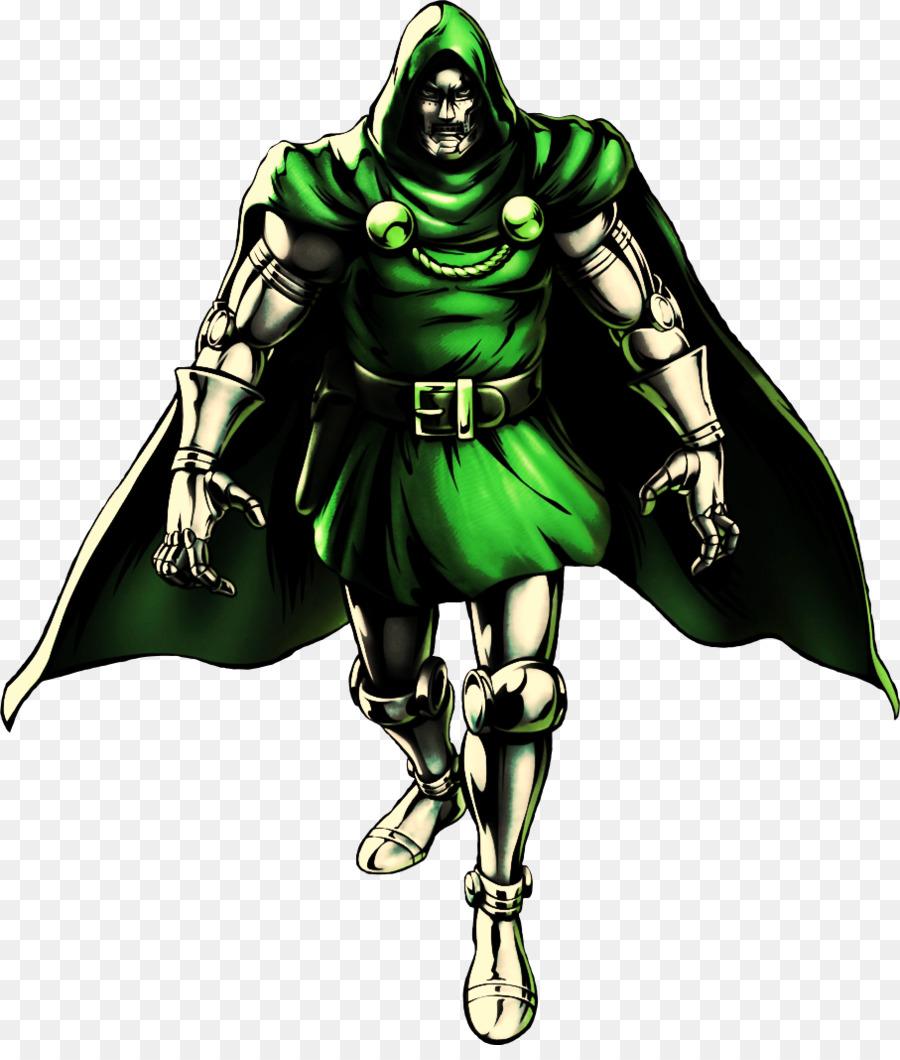 Doctor Doom Costume Design png download.