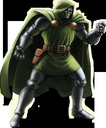 Doctor Doom (Avengers Alliance).