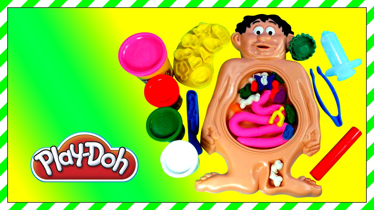 Play Doh Operation Doctor Game Playset videos.