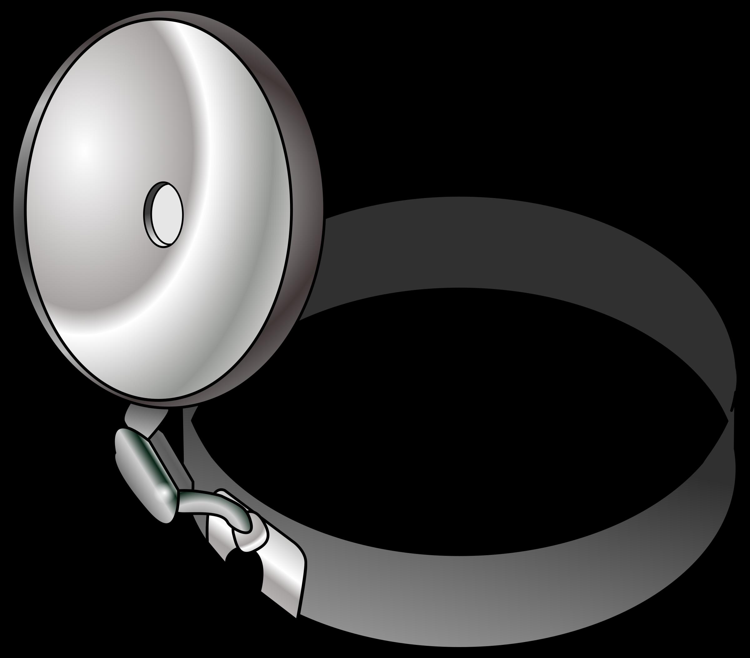 Doctor Head Mirror Clipart.