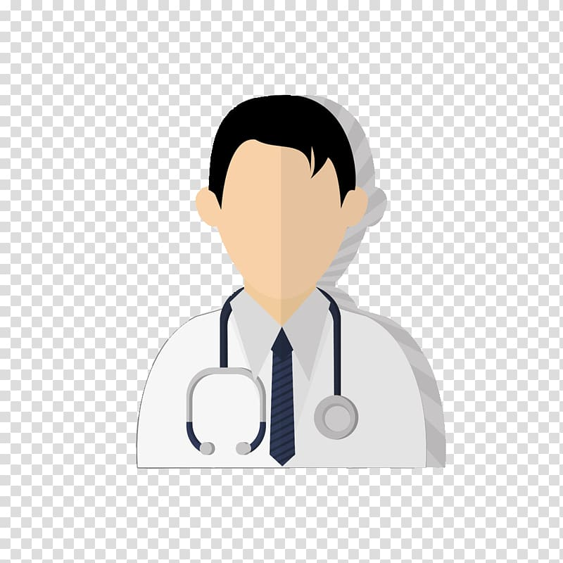 Doctor art, Physician Illustration, Male doctor icon.