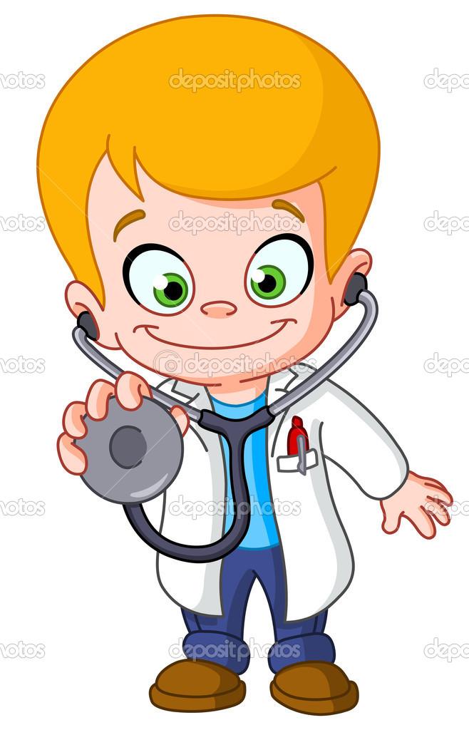 doctor kids clipart #11