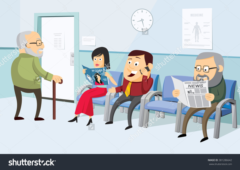 Clipart doctors office.