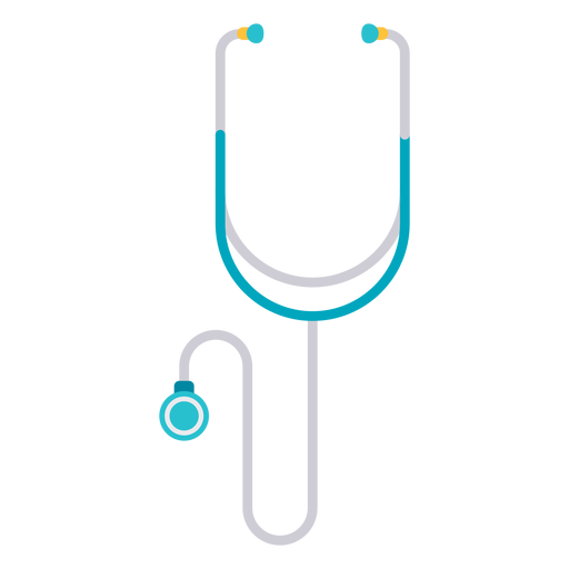 Doctor stethoscope icon.