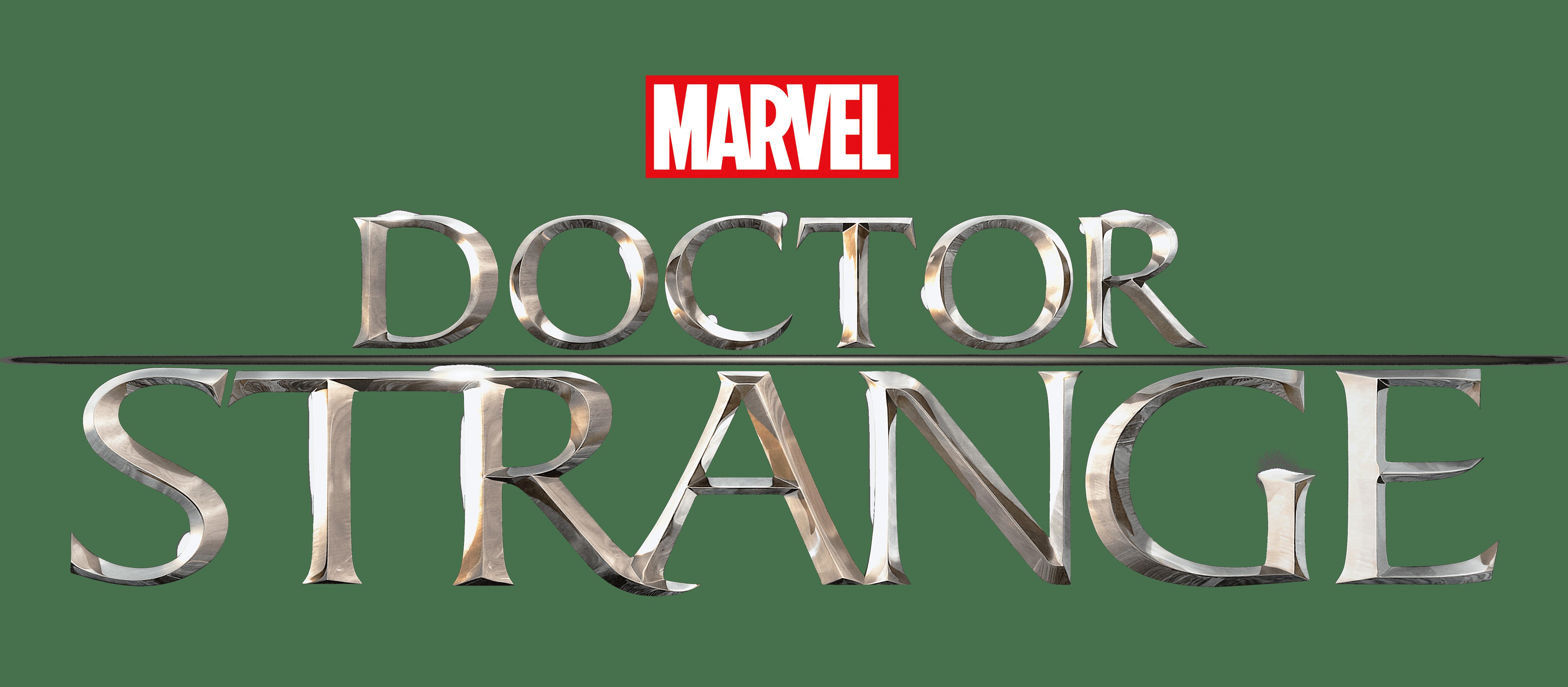 Doctor Strange Logo transparent PNG.