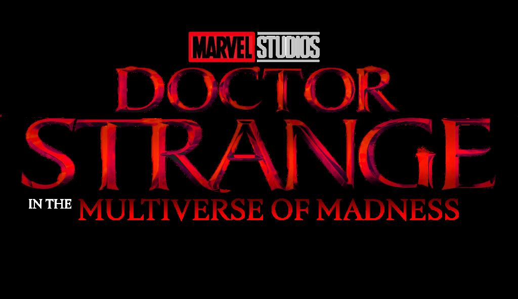 DR Strange 2 logo PNG (FanMade) by Sebastiansmind on DeviantArt.