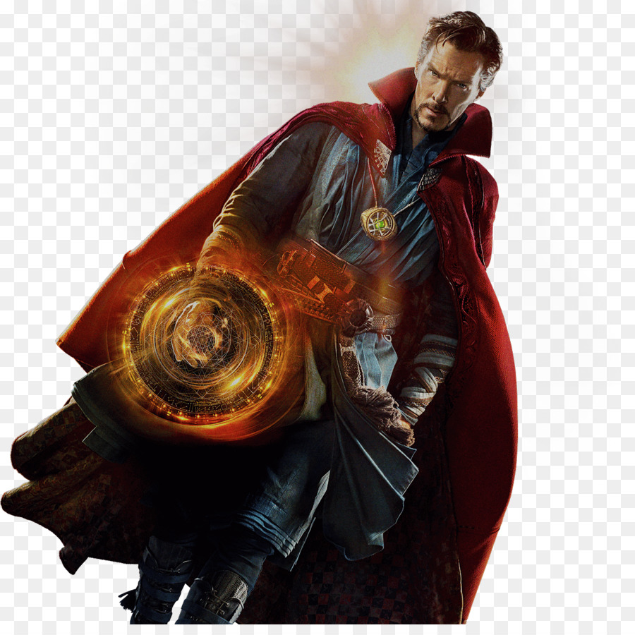 Doctor Strange Figurine png download.