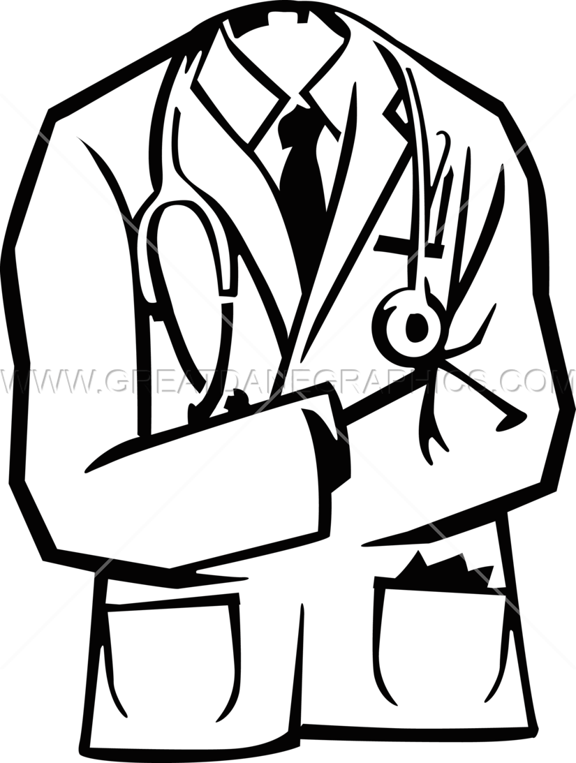 Doctor Outfit Clipart.