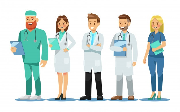 Doctor Vectors, Photos and PSD files.