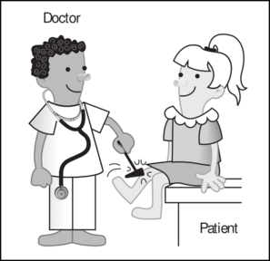 Doctor With Patient Clip Art at Clker.com.