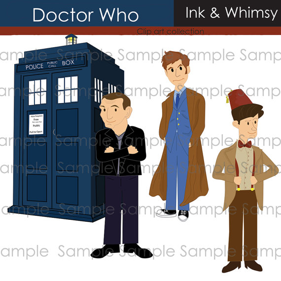 71+ Doctor Who Clipart.